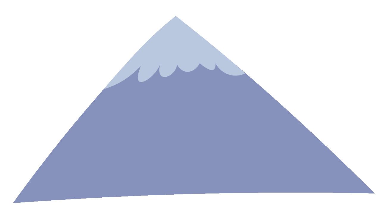 Mount cartoon clip art. Mountain clipart everest