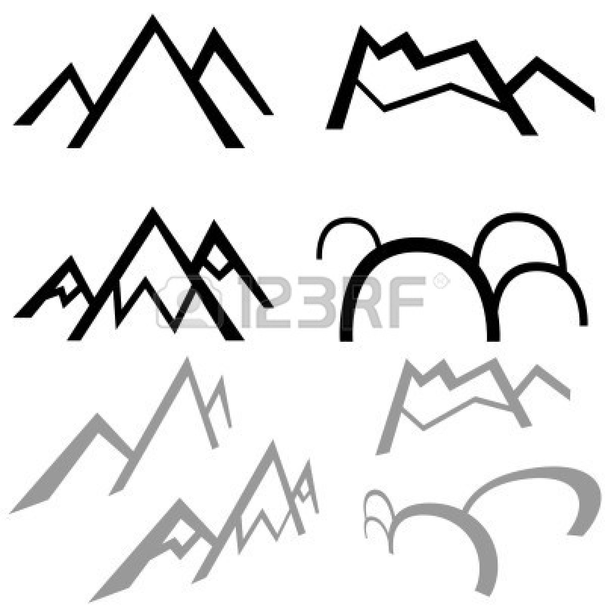 Range free download best. Mountain clipart mountain chain