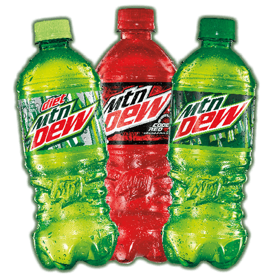Mountain dew bottle png. Transparent images stickpng bottles