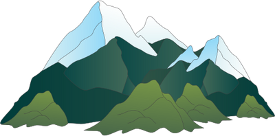 Mountains clipart. Station