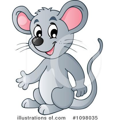 Illustration by visekart royaltyfree. Mouse clipart