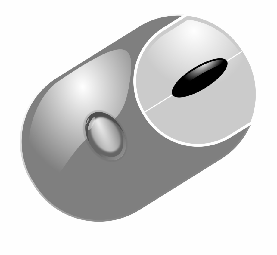 Mouse clipart wireless mouse. Computer pointer