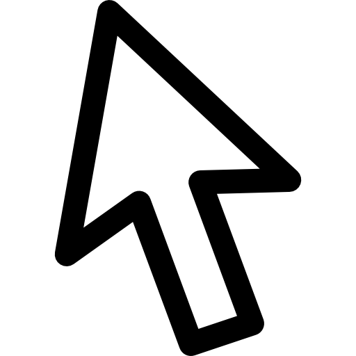 Mouse icon png. Pointer free arrows icons