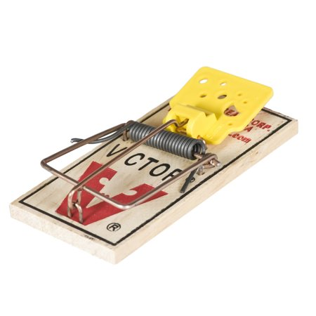 Mouse Trap. Victor pack easy set