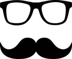 Image result for handlebar. Moustache clipart