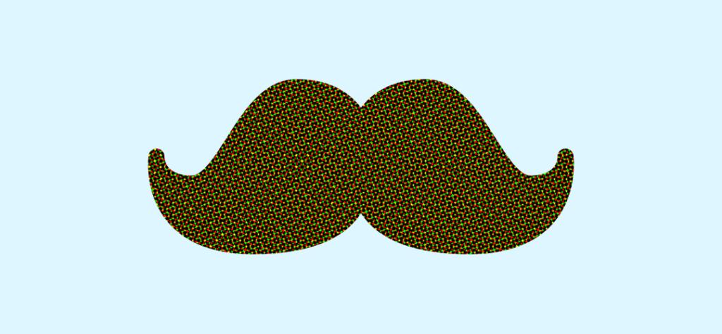 Moustache clipart big mustache. A tale of arab