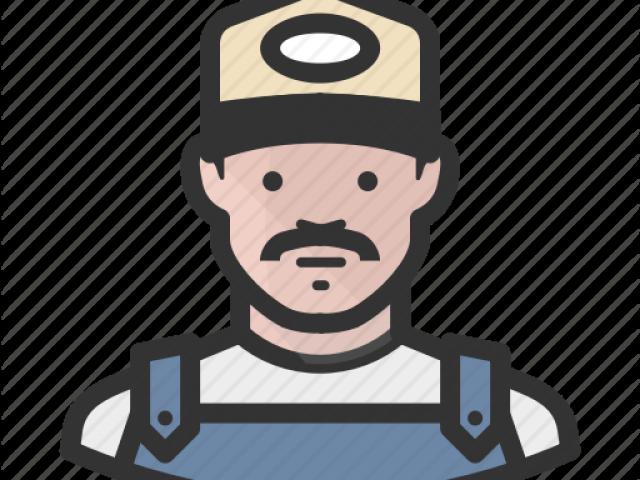 Mustache clipart biker. Trucker graphics illustrations free