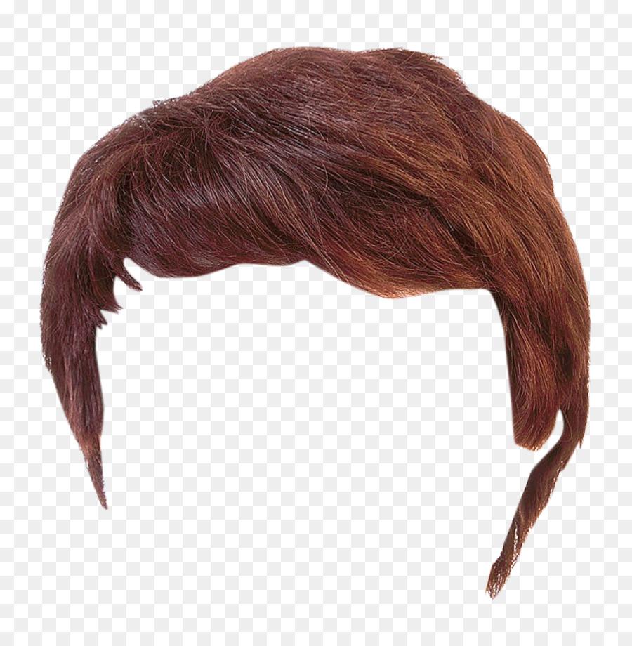 Cartoon fashion transparent clip. Moustache clipart boys hair style