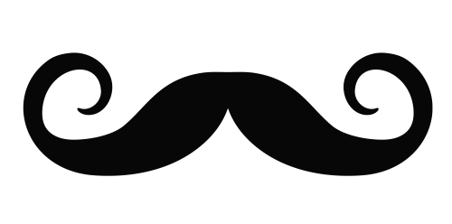 Moustache clipart different. Png images free download