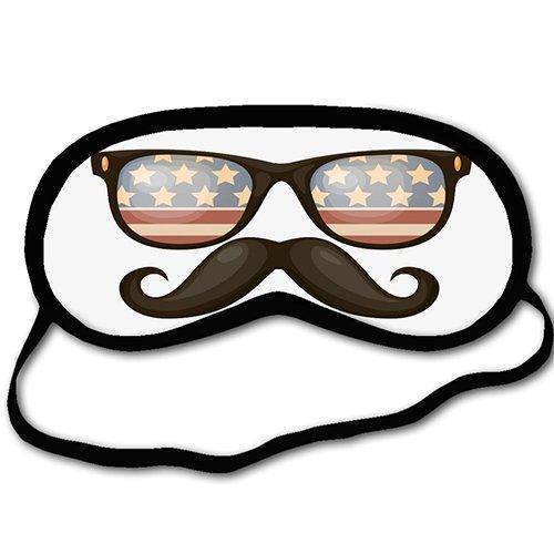 Amazon com generic sleeping. Moustache clipart glass eye