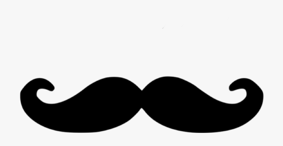 Mustache clipart handle bar. Handlebar moustache shaving hair