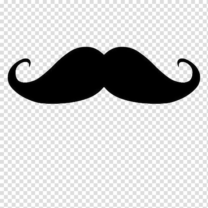 Handlebar transparent background png. Moustache clipart long mustache