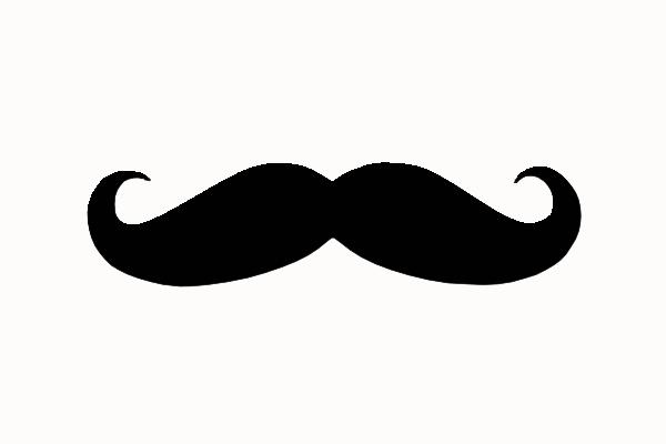 Free cliparts download clip. Mustache clipart pencil thin mustache