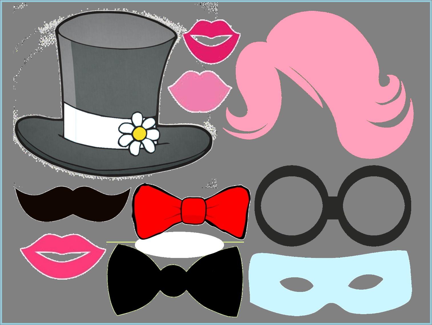 La fiesta jam s. Moustache clipart photo booth
