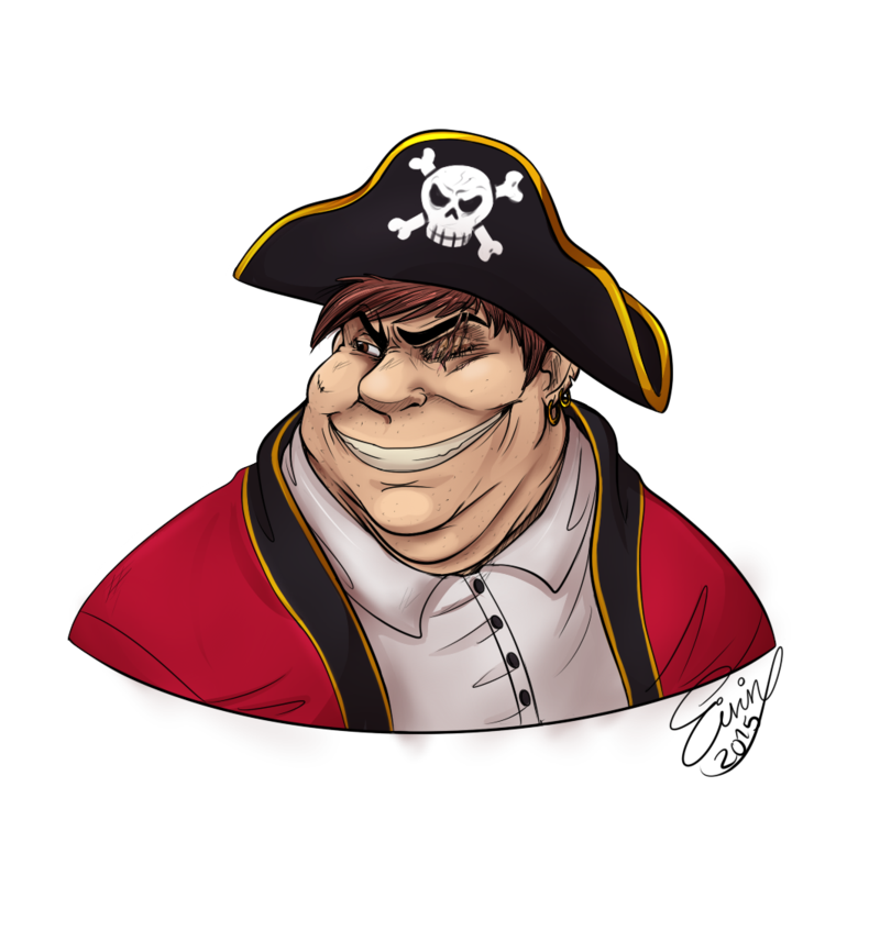 Moustache clipart pirate accessory. Cartman by stanielmarsh on