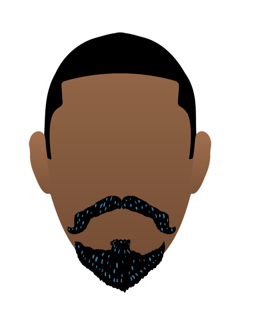 Moustache clipart short beard. How to shave off