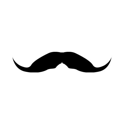 Moustache clipart western. Mustache clip art get