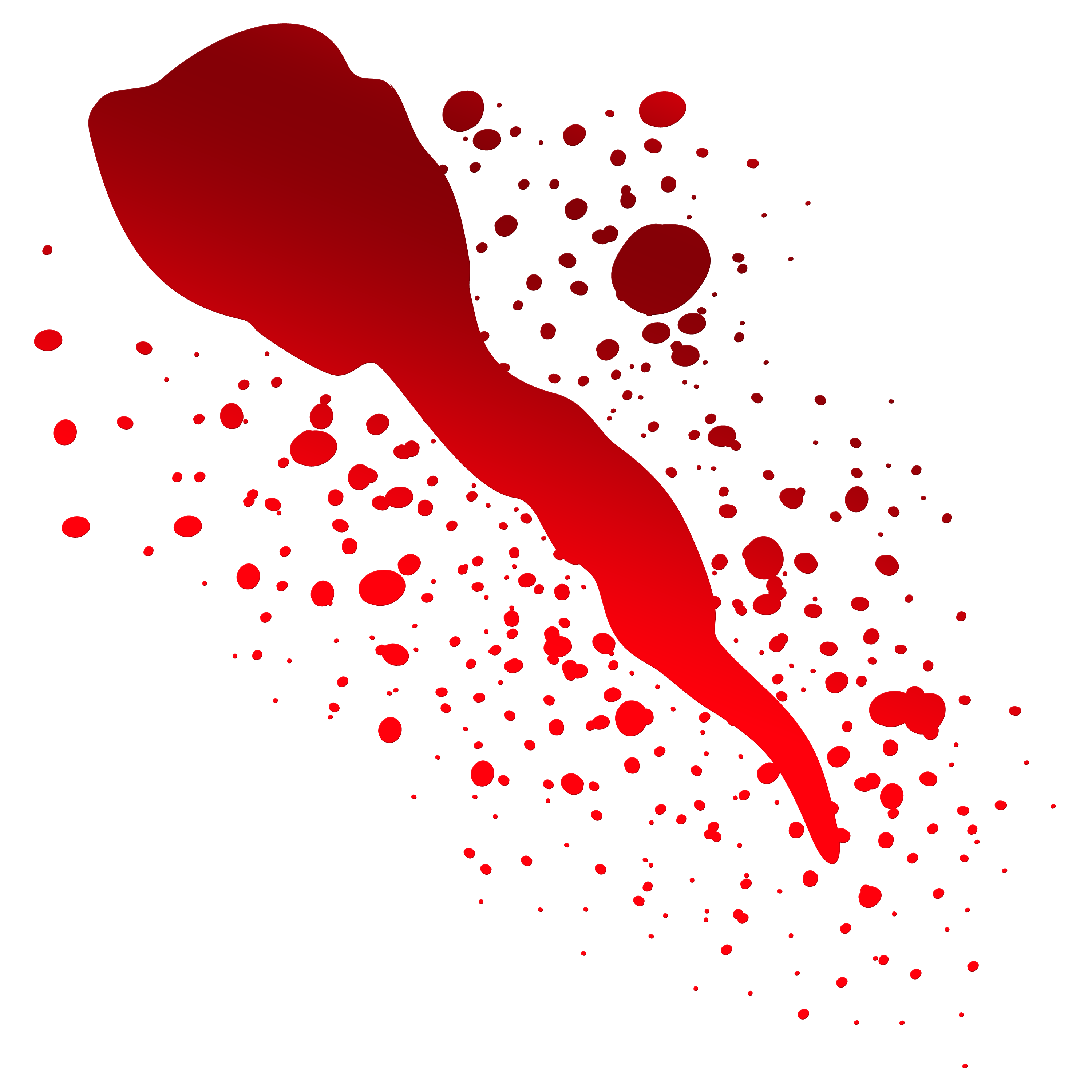 Red images pngpix transparent. Mouth blood png