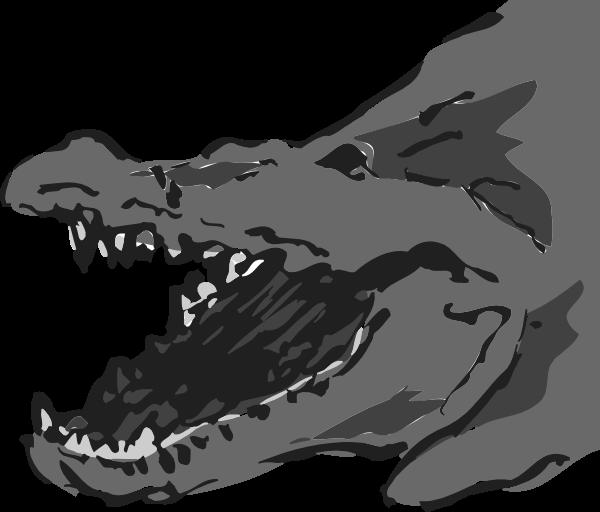 Mouth clipart alligator. Clipartblack com animal free