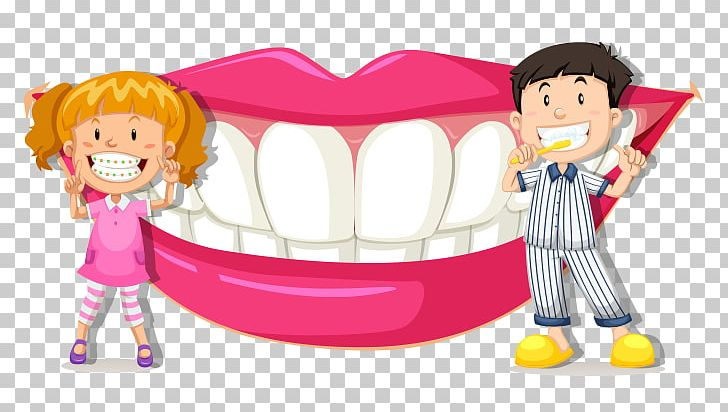 Tooth brushing teeth cleaning. Mouth clipart clean mouth