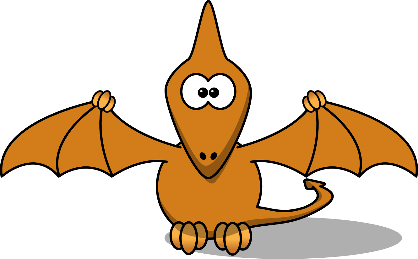 Orange . Mouth clipart dinosaur
