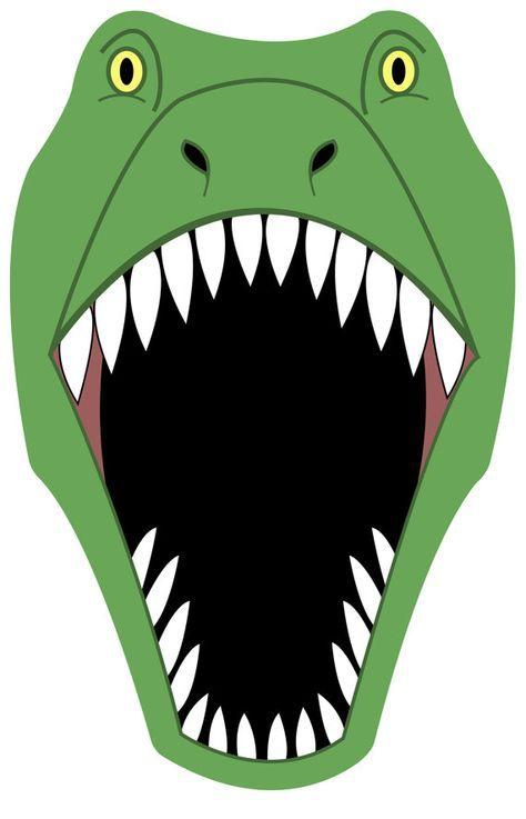 Pin by niki heck. Mouth clipart dinosaur