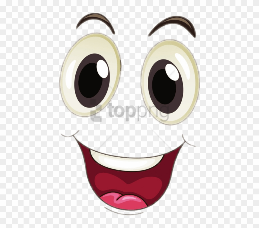 Mouth clipart eye. Free png cartoon eyes