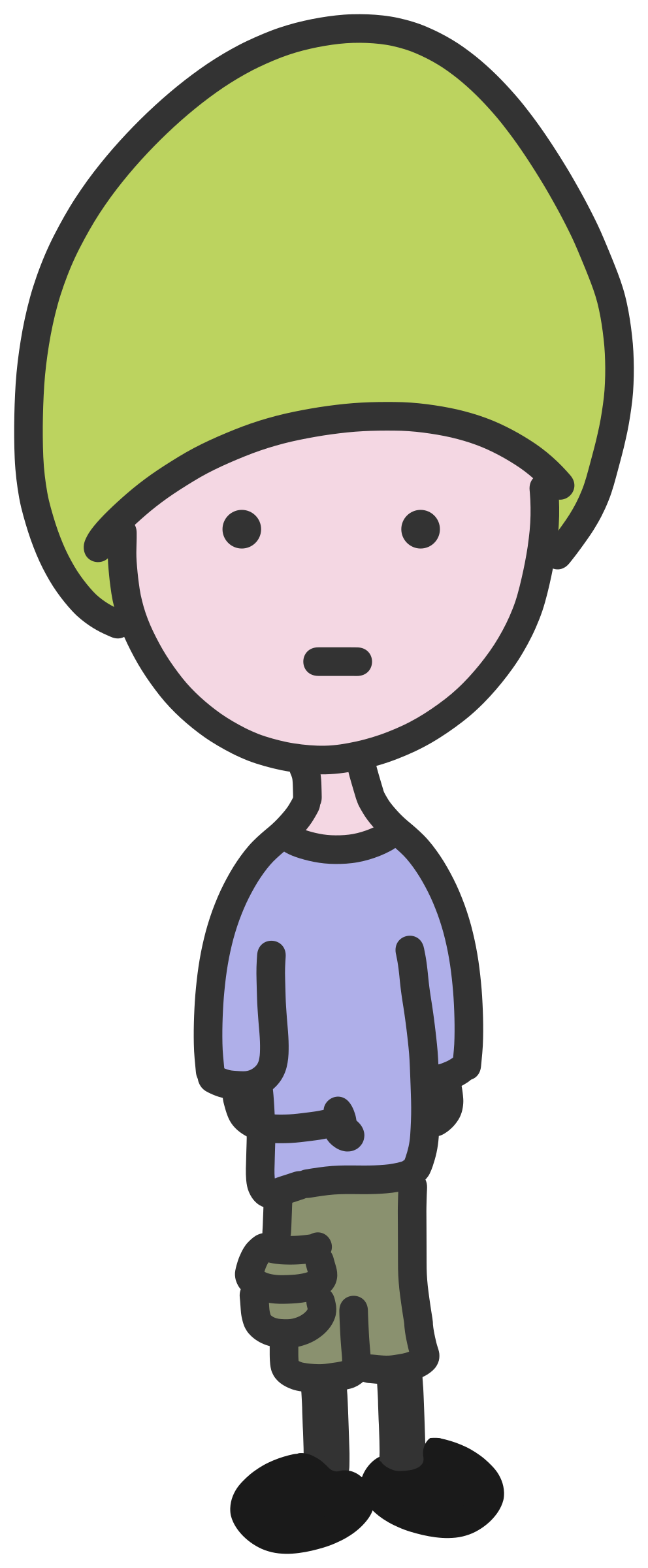 Images of quiet person. Mouth clipart silent