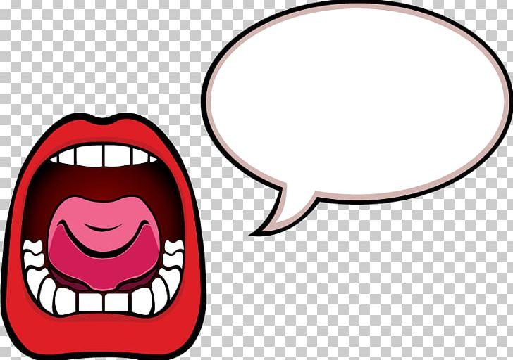 Balloon png area art. Mouth clipart speech