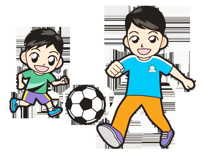 Movement clipart clip art. Child play soccer parent