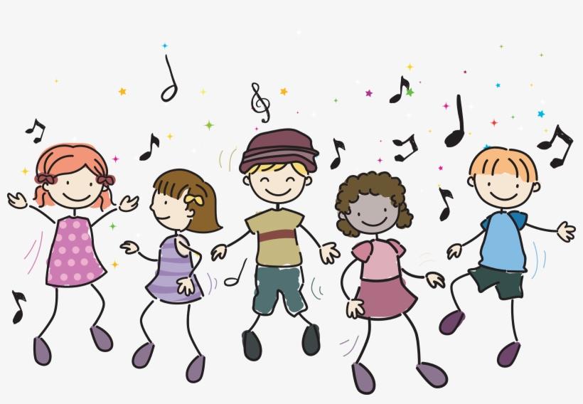 Movement clipart dacing. And dance school children