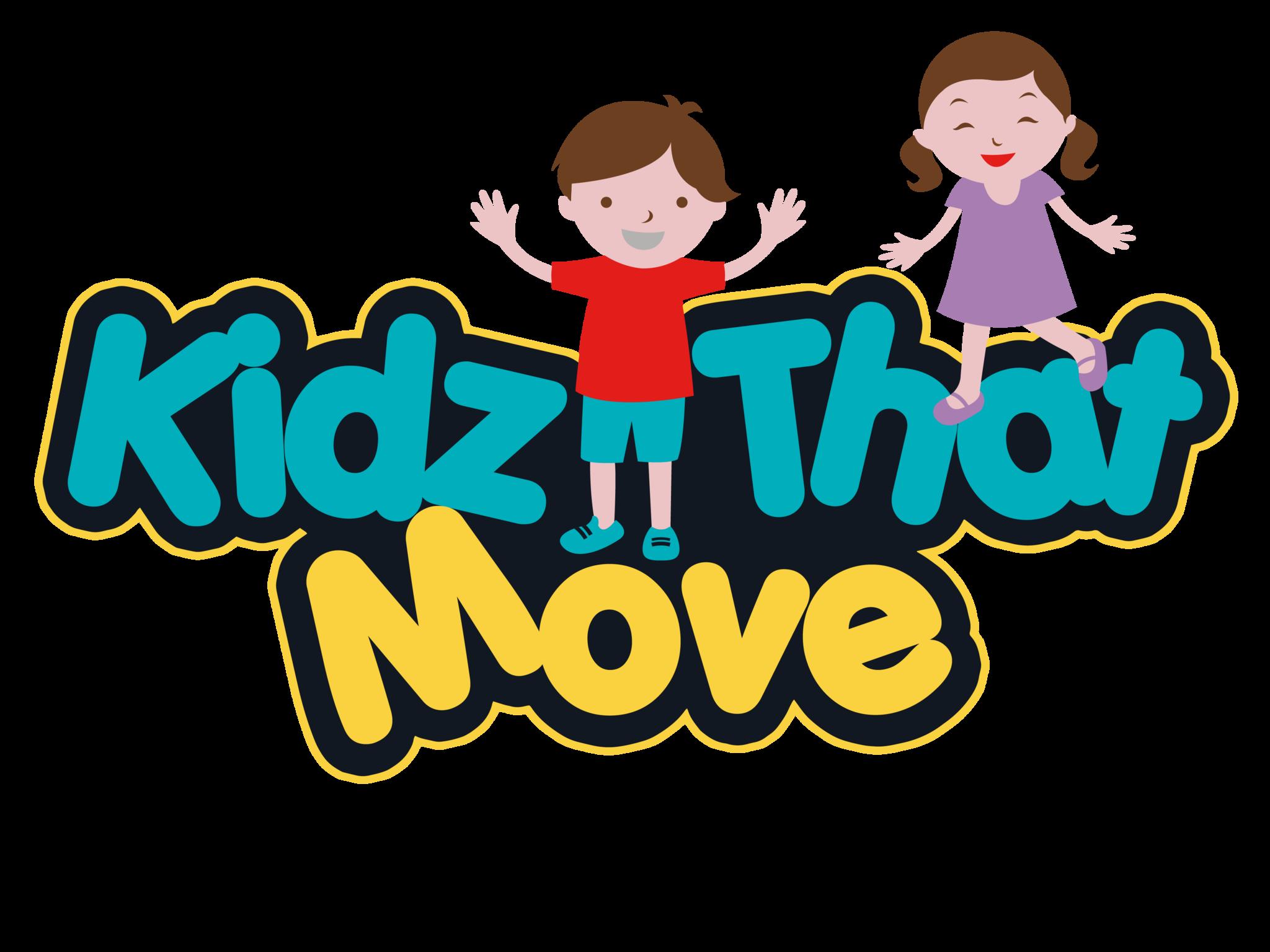 Movement clipart gym activity. Kidz that move