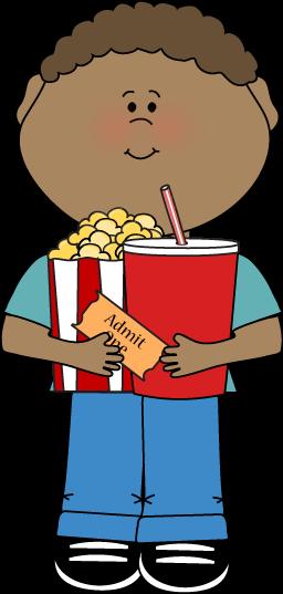 Clip art images kids. Movie clipart
