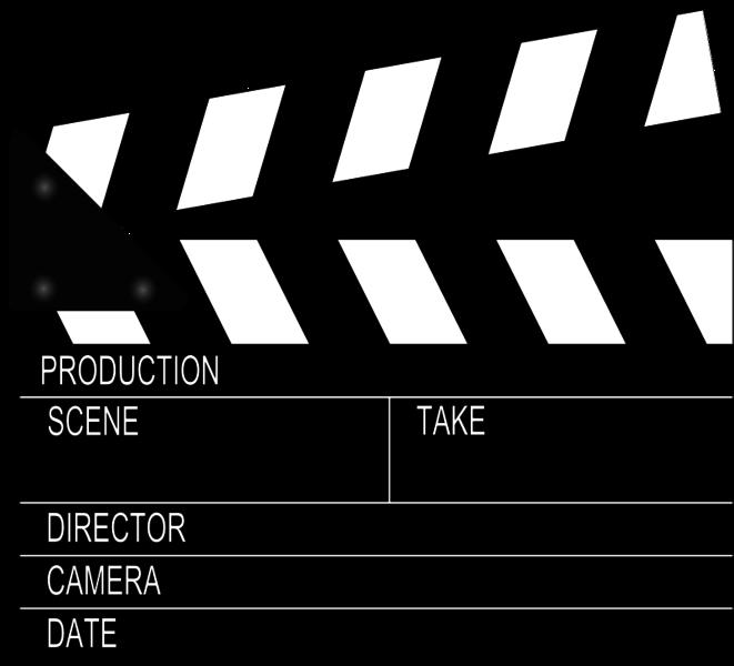 Movie clipart actor. Gallery