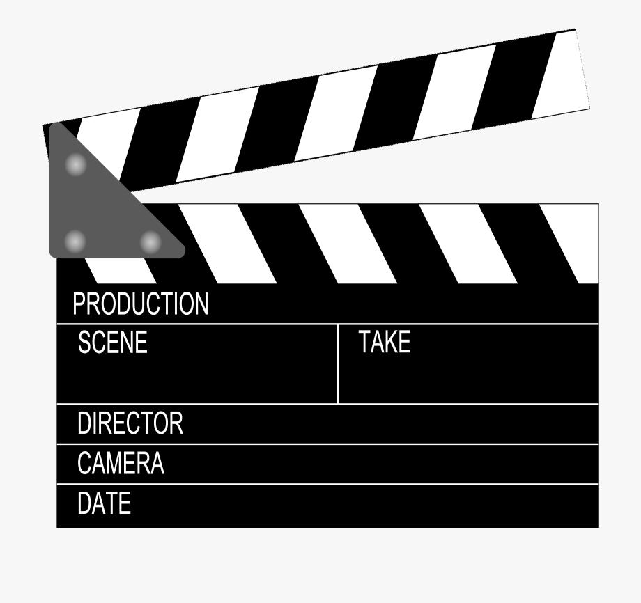 Clapper free cliparts on. Movie clipart board