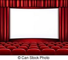 movie theater clipartlook. Theatre clipart cenima