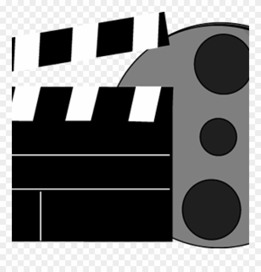 Clip art movies free. Movie clipart film viewing