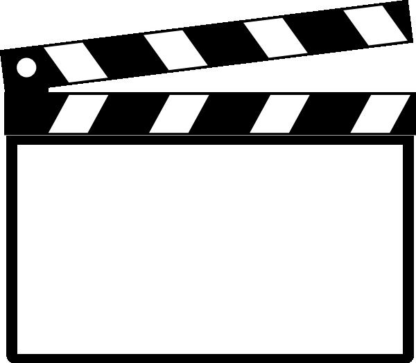 Movie clipart marker board. Clapperboard group clapper clip