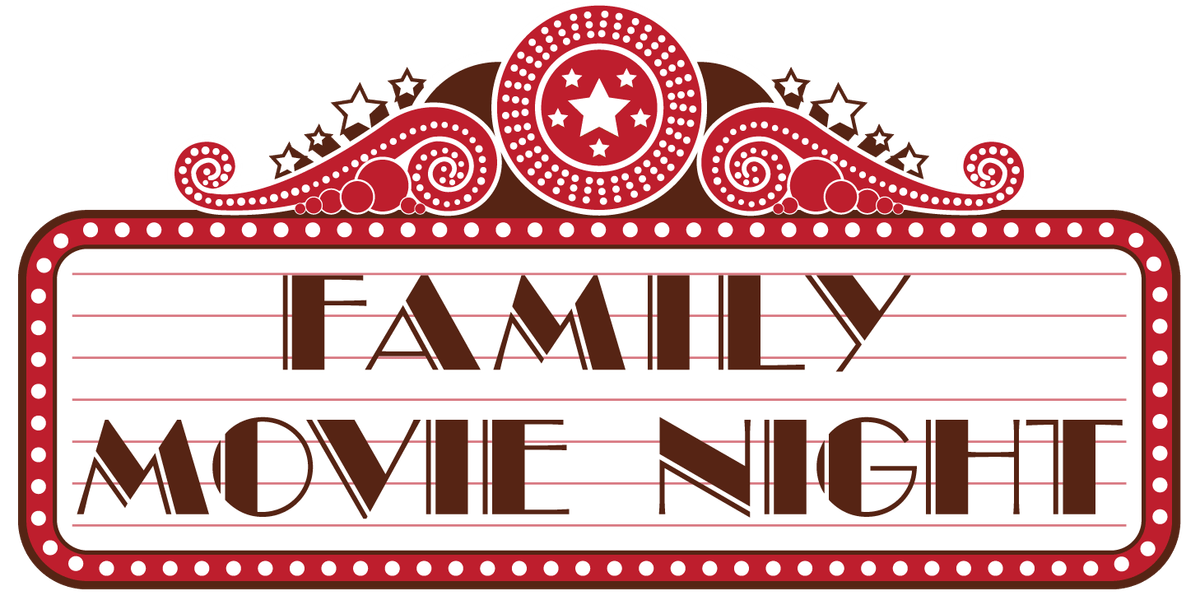 Family nights . Movie clipart movie afternoon