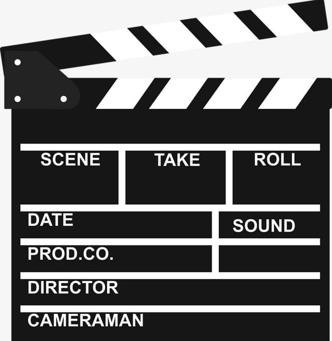 Film camera png . Movie clipart movie clapper