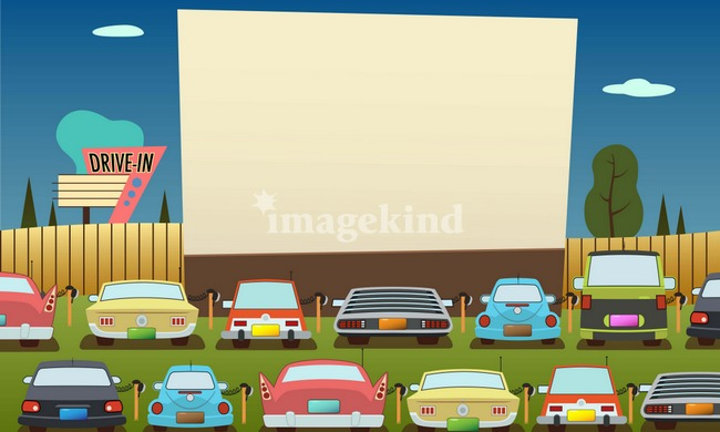 Free cinema sign download. Movie clipart movie drive in