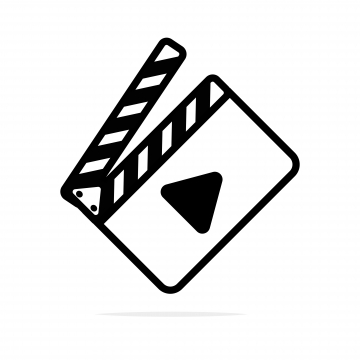Movies clipart movie icon. Png vector psd and