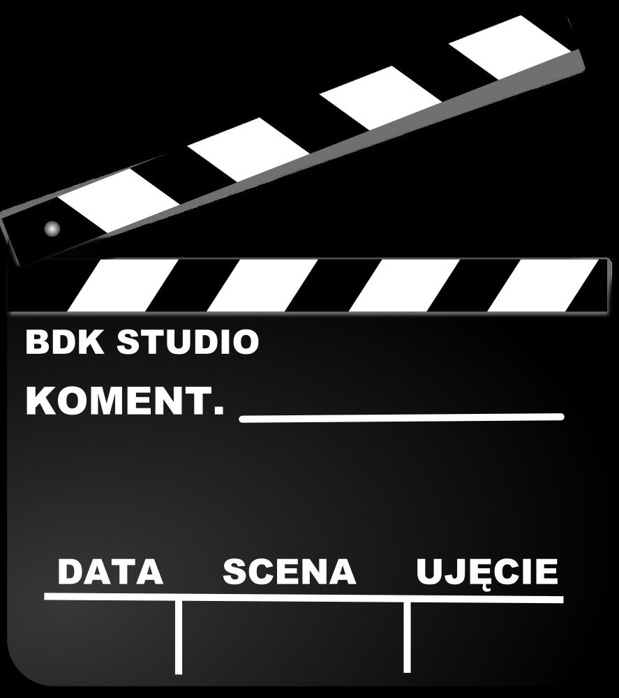 Movie clipart movie logo. Onlinelabels clip art klaps