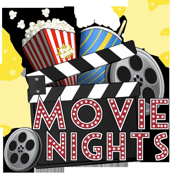 Rialto hosting classic series. Movie clipart movie logo