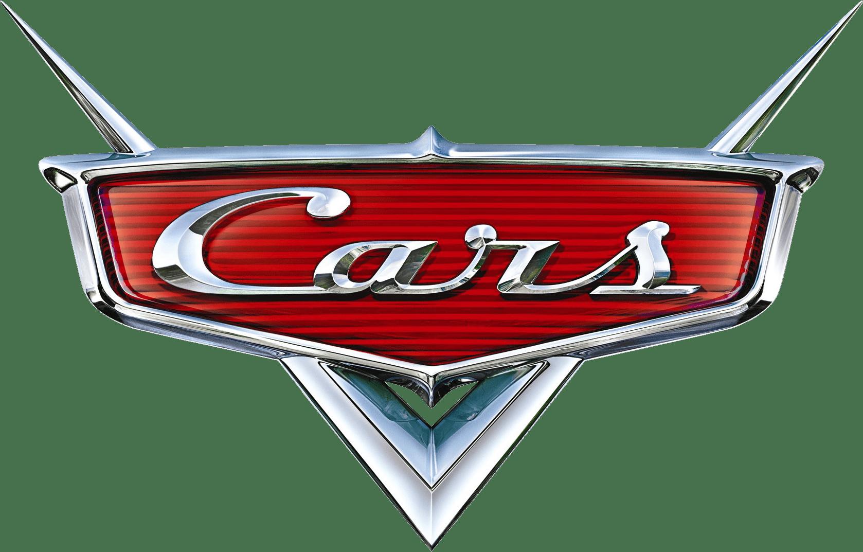 Movie clipart movie symbol. Cars pixar logo transparent