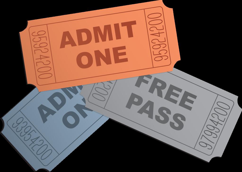 Id buzzerg com . Tickets clipart movie ticket