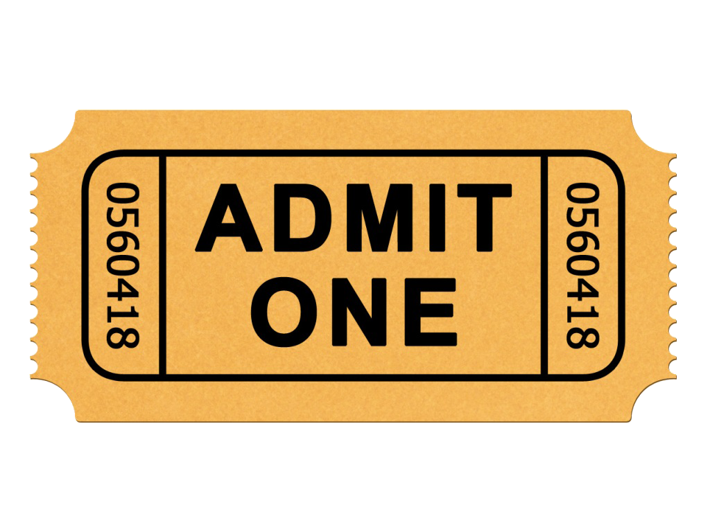 Terms and conditions of. Tickets clipart movie ticket