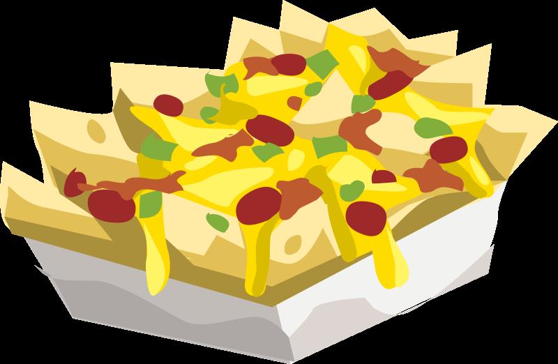 Mexico food. Movie clipart nacho
