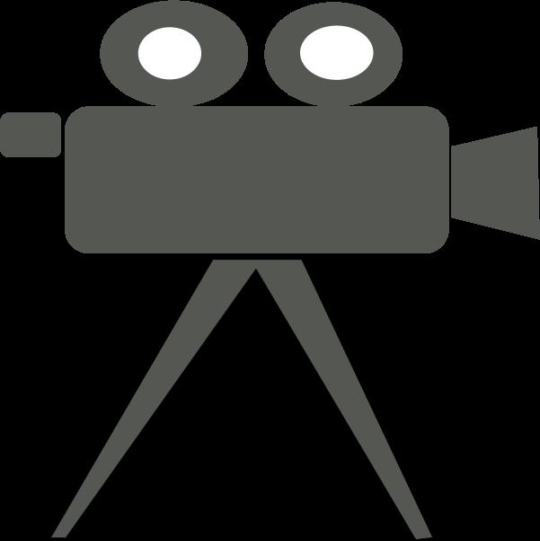Movie clipart recorder. Camera free clip art
