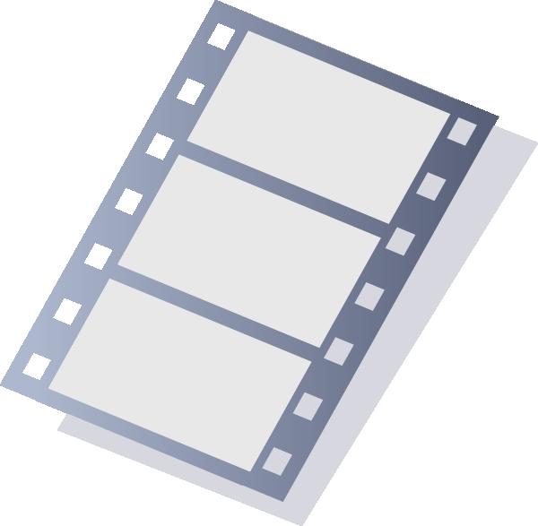 Larger format clip art. Movie clipart stripe